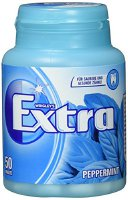 Unbekannt Wrigley's Extra Peppermint Dose, 50 Dragees