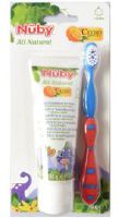 Nuby Child Toothpaste 45G + Toothbrush