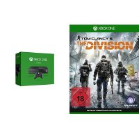 Microsoft Xbox One 1TB Konsole + Tom Clancy's The Division - [Xbox One]
