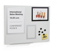 Durable 500110 Durable DURAFRAME MAGNETIC BOARD S