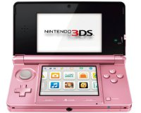 Nintendo 3DS - Konsole, coral pink (2200332)