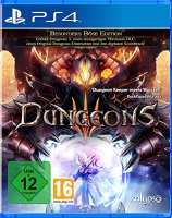 Kalypso Dungeons 3 [PS4] (PS4 Dungeons 3)