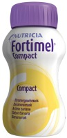 Nutricia Fortimel Compact 2.4 Banane, 4X125 ml