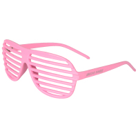 MasterDis Special Groove Shades Sonnenbrille Pink