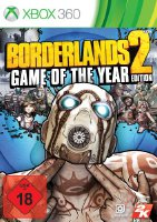 2K Games Borderlands 2 - Game of the Year Edition (51009)