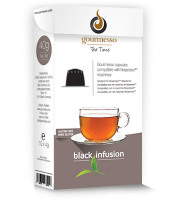 Gourmesso black infusion