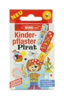 Axisis GmbH Wundmed Kinderpflaster Pirat, 10 St