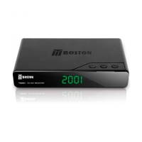 Boston Satellitenreceiver Boston TS-2001 Full HD Wifi