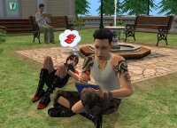 Electronic Arts Die Sims 2: Wilde Campus Jahre (MXD08004661)