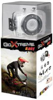 Easypix GoXtreme Race Action Cam (1,3 Megapixel sensor, 4x dig. Zoom, 5,1 cm (2 Zoll) Touchscreen, USB 2.0) silber (20102)