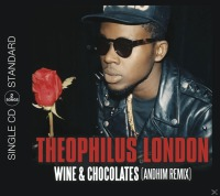 Warner Bros Theophilus London - Wine&Chocolates - (5 Zoll Single CD (2-Track))
