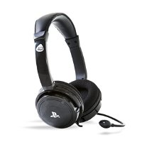 4Gamers PRO4-40 - Stereo Gaming Headset - schwarz (PRO4-40BLK)