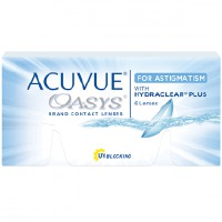 Acuvue OASYS For Astigmatism - 6 Linsen