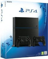 Sony PlayStation 4 1TB Ultimate Player Edition inkl. 2 Controller CUH-1216B Version (9865643)