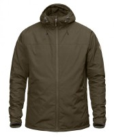 Fjällräven High Coast Padded Jacket Men - Gefütterte Outdoorjacke - khaki green 255 - Gr.S