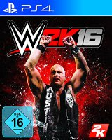 2K SPORTS WWE 2K16 - [PlayStation 4] (42132)