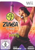 505 Games Zumba Fitness - Join the Party - [Nintendo Wii] (WII-351)