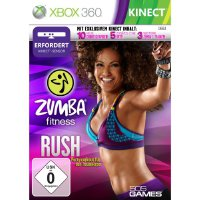 505 Games Zumba Fitness Rush (Kinect) - [Xbox 360] (XB360-682)