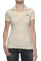 Abercrombie & Fitch Poloshirt YELLY