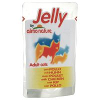 Almo Nature Jelly Pouch 6 x 70 g - Mix (3 Sorten)