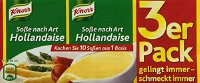 Knorr nach Art Hollandaise Soße 3 x 250 ml