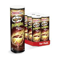 Pringles Hot&Spicy | 6er Party-Pack (6 x 200g) (7001959000)
