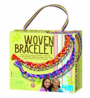 4M 68344 - Girl Accessories - Woven Bracelet (68344)