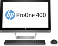 HP 440 ProOne 440 G3 All-in-One-PC mit 23,8 Zoll Diagonale, ohne Touch-Funktion (1KP02EA)