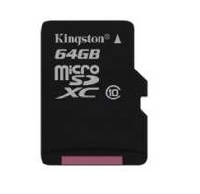 Kingston Technology microSDXC 64GB (SDCX10/64GBSP)