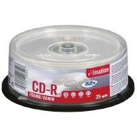 Imation CD-R 52x 700MB (25) (73000006194)