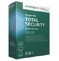 Kaspersky Lab Total Security Multi-Device (KL1919GCCFS)