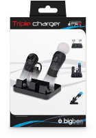 Bigben Interactive Move Tri-Charger, PS3 (PS3MTRICHARGER)