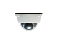 LevelOne Fixed Dome Network Camera,2-Megapixel, Outdoor, PoE 802.3af, Day & Night, IR LEDs, WDR, 3DNR (FCS-3102)