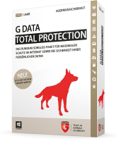 G DATA Total Protection 2015 (2071938)