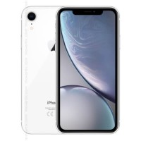 Apple iPhone XR 64GB, Weiss