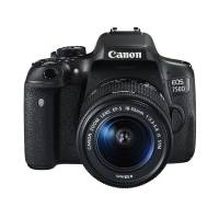 Canon EOS 750D + EF-S 18-55mm (0592C022)