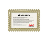 APC 1 Year Extended Warranty f/ 5-23 kW Compressor Only (WEXT1YR-UF-10)