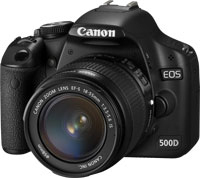 Canon EOS 500D + EF-S 18-55 IS + SELPHY CP530, kit (3820B039)