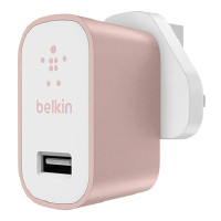Belkin MIXIT Metallic Home Charger (F8M731VFC00)
