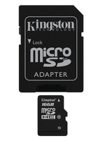 Kingston Technology 16GB microSDHC (SDC10/16GB)