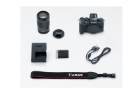 Canon EOS M5 + 18-150 + adapter (N_1279C047AA)
