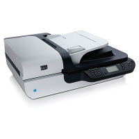 HP N6350 Scanjet N6350 Networked Document Flatbed Scanner (L2703A#BEA)