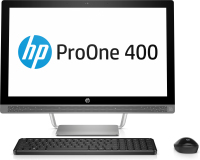 HP 440 ProOne 440 G3 All-in-One-PC mit 23,8 Zoll Diagonale, ohne Touch-Funktion (1KN97EA)