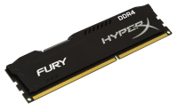 HyperX FURY Memory Black 8GB DDR4 2400MHz (HX424C15FB/8)