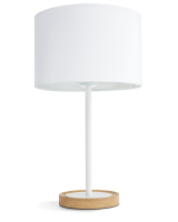 Philips by Signify Limba white Table lamp (36017/38/E7)