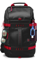 "HP 39.62 cm (15.6"") Odyssey Backpack Red/Black (X0R83AA#ABB)"