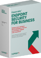 Kaspersky Lab Endpoint Security f/Business - Advanced, 25-49u, 2Y, Base (KL4867XAPDS)