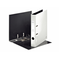 Leitz 180° WOW Lever Arch File - pearl white (10060001)