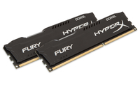 HyperX HyperX FURY Memory Low Voltage 16GB DDR3L 1600MHz Kit (HX316LC10FBK2/16)