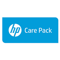 HP 4 year Next Business Day Onsite plus Defective Media Retention Notebook Only Service (UE340E)